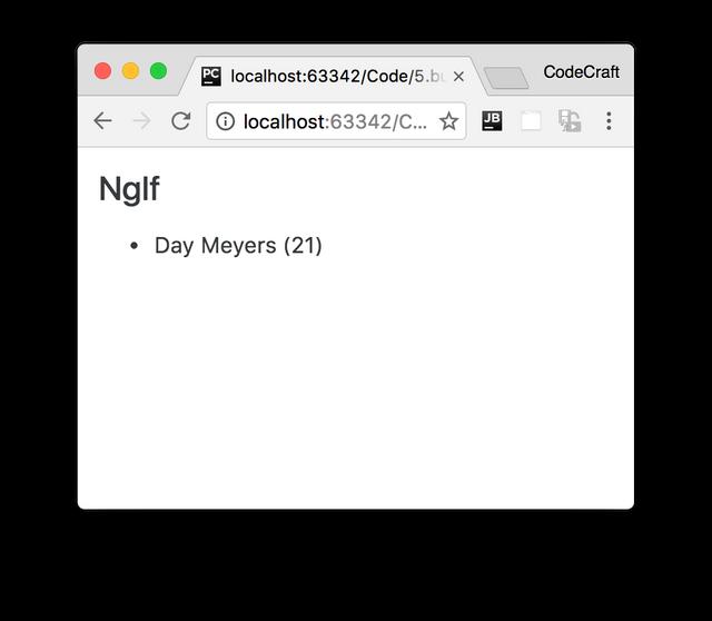 NgIf & NgSwitch • Angular